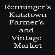 Renningers Kutztown Farmers and Antiques Market