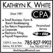 Kathryn K. White, CPA