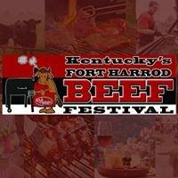 Kentucky Fort Harrod Beef Festival