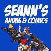 Seann's Anime and Comics