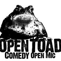 OpenTOAD Comedy Open Mic