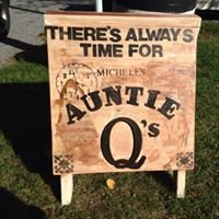 Auntie Q's Antiques, Old-tiques, Odd-tiques and Fun-tiques