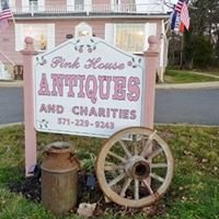 Pink House - Antiques, Collectibles & Charities