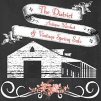 The District Antique Market & Vintage Sale