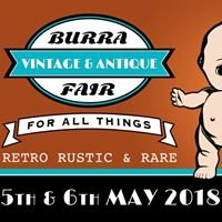 Burra Vintage and Antique Fair