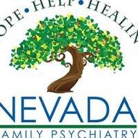 Nevada Family Psychiatry  -Las Vegas