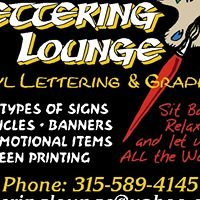 The Lettering Lounge