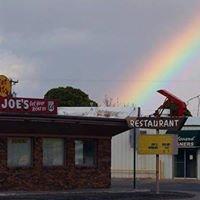 "Tucumcari, New Mexico  ""Joe's Back N The Day"""