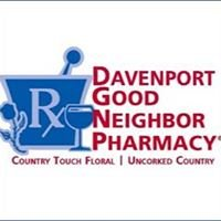 Davenport Good Neighbor Pharmacy Featuring Country Touch Floral