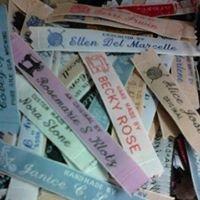Heirloom Woven Labels