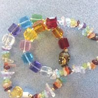 Crystals, Bangles and Beads