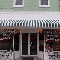 Gingerbread Bakery & O'Neals Snack Bar
