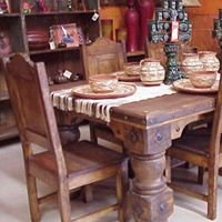 Rawhide Rustic furniture