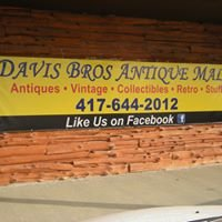 Davis Bros Antiques, Vintage, Collectibles and Stuff
