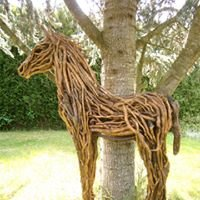 Forest Wood Sculptures and Artwork