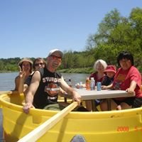 Little Outlaw Canoe, Tube, and Kayaks.  by Rich inc.