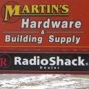 Martin's Hardware & Building Supply