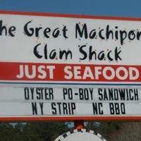 The Great Machipongo Clam Shack