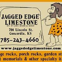 Jagged Edge Limestone / Div. of LeDuc Memorial Design
