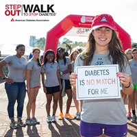 Step Out Walk to Stop Diabetes