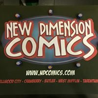 New Dimension Comics - Century III