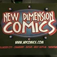 New Dimension Comics - Waterfront