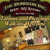 The Dungeon Inc., Body Art Studio