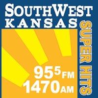 Southwest Kansas SuperHits 95.5FM/1470AM