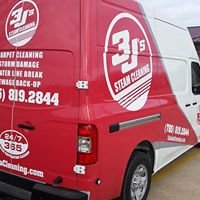 3J's Steam Cleaning Water Cleanup services
