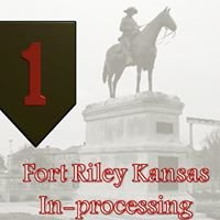 Fort Riley Kansas Inprocessing