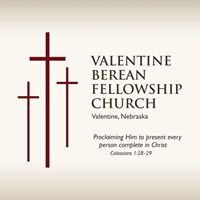 Valentine Berean Fellowship Church