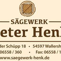 Sägewerk Peter Henk