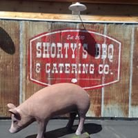 Shorty's BBQ and Catering-Hays, Kansas