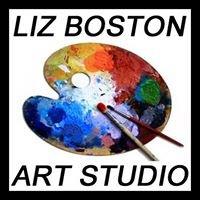 Liz Boston Art Studio