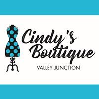 Cindy's Boutique in Valley Junction