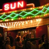 Sun Theatre Williamston