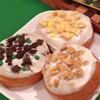 Paradise Donuts Wichita Maple