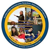 Cedarville University School of Education