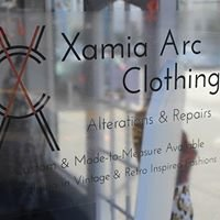 Xamia Arc Clothing