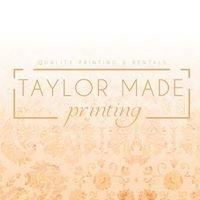 Taylor Made Printing Inc