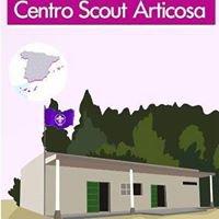 Centro Scout Articosa antes Campamento Scout Articosa