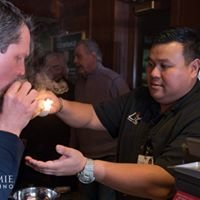 Lit Cigar Lounge at Snoqualmie Casino
