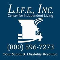 LIFE INC- Center for Independent Living