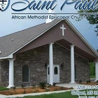 St. Paul AME Church - Gulfport, MS