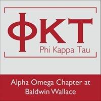 Phi Kappa Tau BW