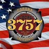 Corona Firefighters Association - Local 3757
