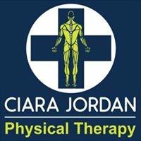 Ciara Jordan Physical Therapy
