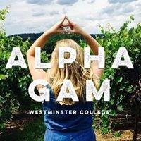 Westminster College - Alpha Gamma Delta
