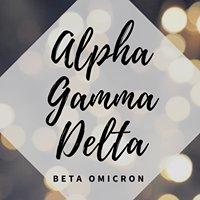 Alpha Gamma Delta at ISU