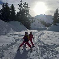 British Ski School La Plagne - Lime Snowsports